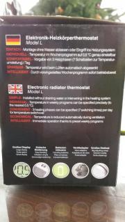 Elektronik Heizkörperthermostate