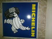 emaille Schild Michelin