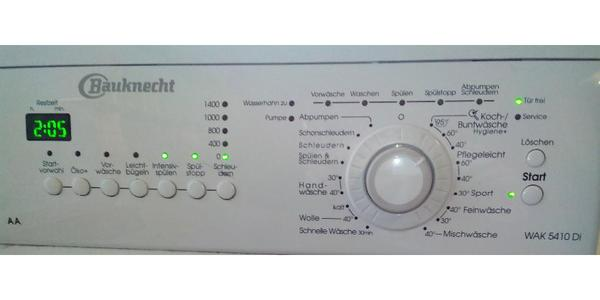 ersatzteile f r bauknecht waschmaschine frontlader in. Black Bedroom Furniture Sets. Home Design Ideas