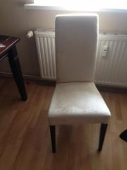 Ess-Stühle 6x