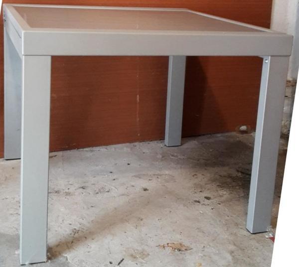 glas metall kaufen gebraucht und g nstig. Black Bedroom Furniture Sets. Home Design Ideas
