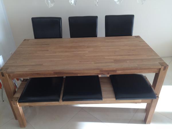 esstisch zweier neu und gebraucht kaufen bei. Black Bedroom Furniture Sets. Home Design Ideas