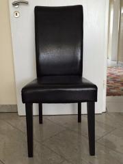 Esstisch Stühle 4xKunstleder