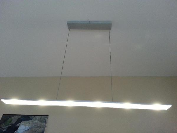 esstischlampe led in koblenz lampen kaufen und verkaufen. Black Bedroom Furniture Sets. Home Design Ideas