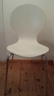 Esszimmer Stühle weiß