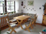 Esszimmer, Tisch, Stühle,