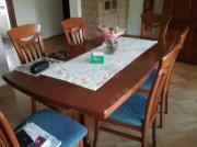 Esszimmer Tisch und