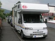 EURA-Wohnmobil TÜV &