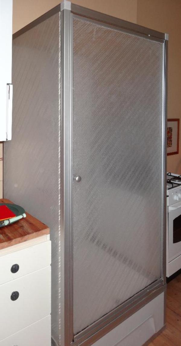 exklusiv komplett duschkabine von roth 84cmx84cmx204cm in berlin bad einrichtung und ger te. Black Bedroom Furniture Sets. Home Design Ideas