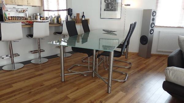 Designer glastisch kaufen gebraucht und g nstig for Designer glastisch