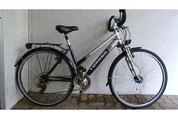 fahrrad torrek travel 300 in karlsruhe damen fahrr der kaufen und verkaufen ber private. Black Bedroom Furniture Sets. Home Design Ideas