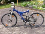 Fahrrad zum Herrichten