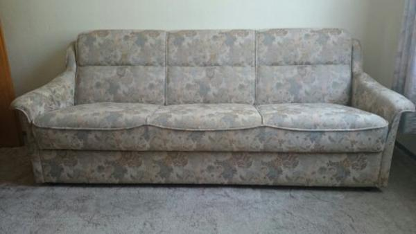 Federkern schlafsofa in m nchen polster sessel couch for Schlafsofa quoka