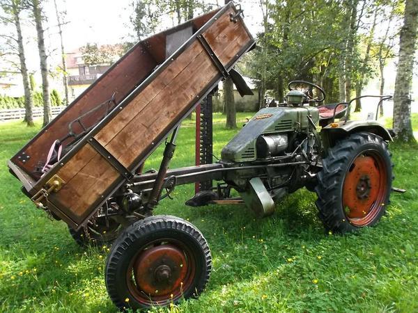 fendt f 220 gt traktor xaver oldtimer schlepper trecker mit kipper pritsche m hwerkkein lanz. Black Bedroom Furniture Sets. Home Design Ideas