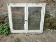 Fenster aus Eiche