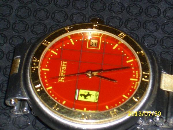 Ferrari Herrenuhr » Uhren