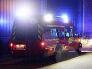 Feuerwehr, Umfeldbeleuchtung mit