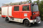 Feuerwehrfahrzeug DB LP
