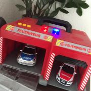 Feuerwehrgarage