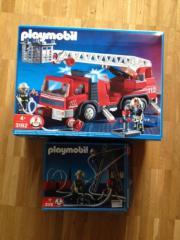 Feuerwehrleiterfahrzeug 3182 & Löschausrüstung