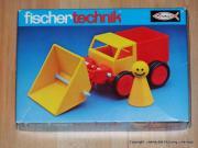 fischertechnik Schaufellader 30413