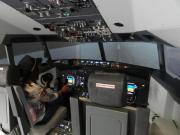 FlugFlugsimulator B737NG 1