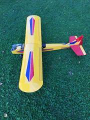 Flugzeug ferngesteuert mit