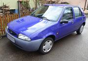 Ford Fiesta, fahrbereit,