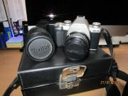 Foto-Komplett-Ausrüstung,