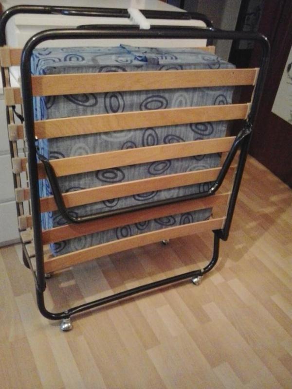 g stebett klappbett g nstig klapp und rollbar. Black Bedroom Furniture Sets. Home Design Ideas