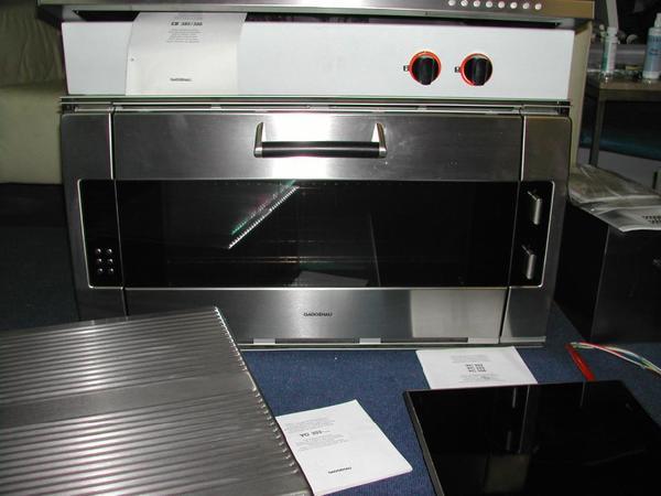 gaggenau eb 385 110 89 cm backofen in urmitz k chenherde grill mikrowelle kaufen und. Black Bedroom Furniture Sets. Home Design Ideas