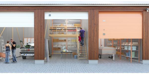 garage lager kleine halle flexibel nutzbar f r gewerbe und privat in geretsried garagen. Black Bedroom Furniture Sets. Home Design Ideas