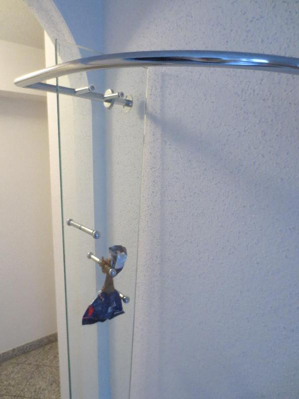 Garderobe glas neu und gebraucht kaufen bei for Garderobe mit glasfront
