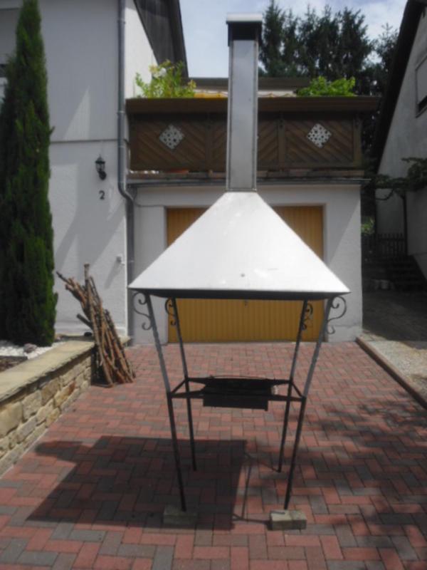 gartengrill aus edelstahl in neustadt sonstiges f r den garten balkon terrasse kaufen und. Black Bedroom Furniture Sets. Home Design Ideas