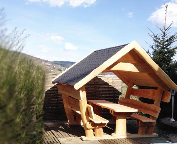 Bauhaus Gartenmobel Set Amy : , Sitzgarnitur, Gartenlaube, Gartenpavillon, Gartenhäuschen aus