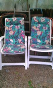 Gartenstühle Klappstühle Liegestuhl