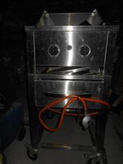 Gas- Grill