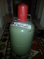 gasflaschen 5 kg