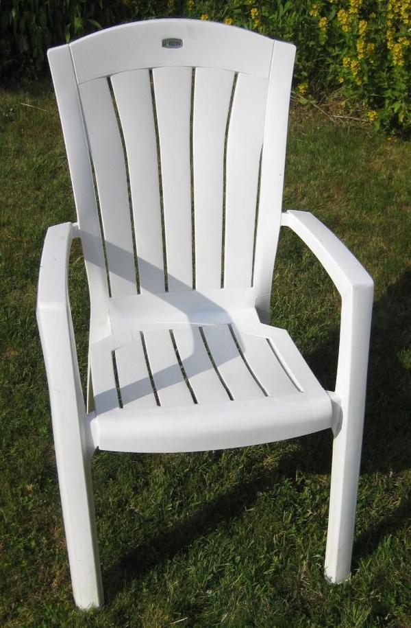 gebr. bzw. neue stabile Gartenstühle zu verkaufen in Essen ...