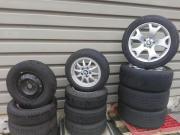 Gebrauchte Autoteile verschiedener