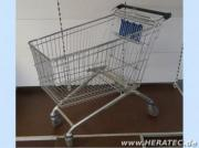 Gebrauchte Einkaufswagen Wanzl