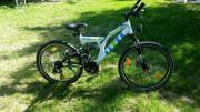 Gebrauchtes Jugendmountainbike 24