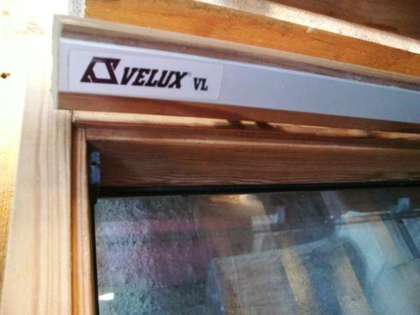 gebrauchtes velux vl dachfl chenfenster innenrahmen kiefer in hirschaid fenster. Black Bedroom Furniture Sets. Home Design Ideas