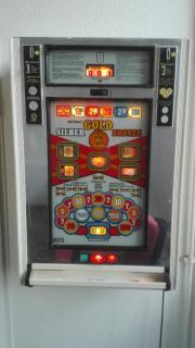 Geldspielautomat GOLD SILBER