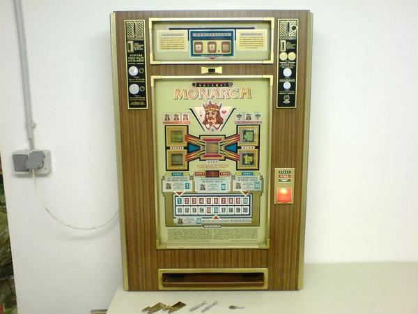 spielautomaten gebraucht hoffmann