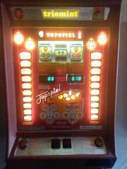 Geldspielautomat Topspiel 80er