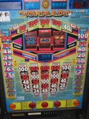 Geldspielautomat, TRIOMINT TORNADO -