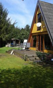 Gemütliches Nurdachhaus in