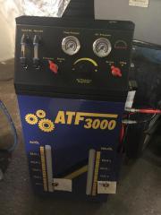 Getriebeöl-Spülgerät für