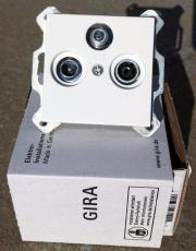 GIRA E2 Antennensteckdose